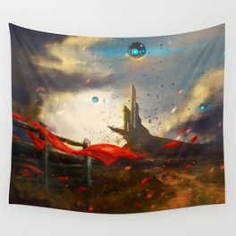 Wanderer Wall Tapestry