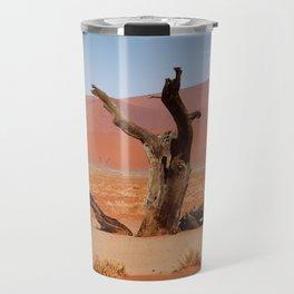NAMIBIA ... Namib Desert Tree Travel Mug