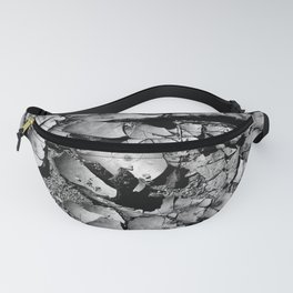 Cracked Earth Fanny Pack