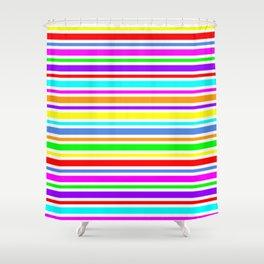 kolor v.2 Shower Curtain