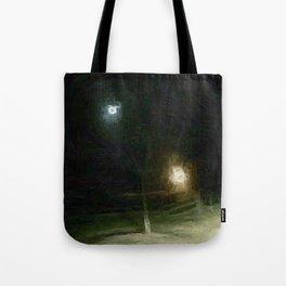 Good Night Farm Tote Bag