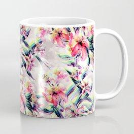 RPE Floral Glitch Coffee Mug
