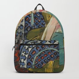 Good Woman by Henri Matisse Backpack
