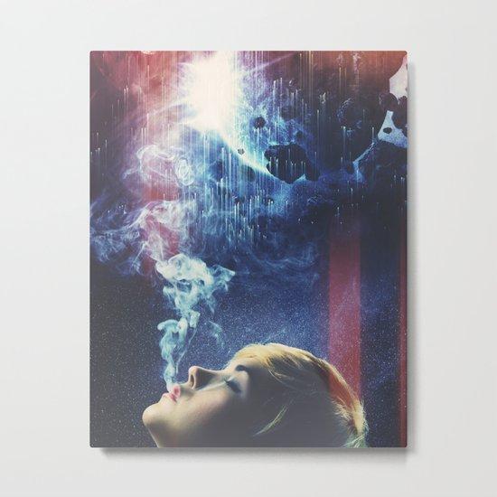 G-nesis Metal Print