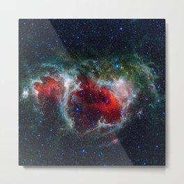 Soul Nebula Metal Print