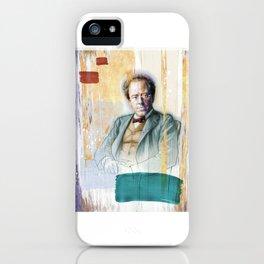 Gustav Mahler iPhone Case