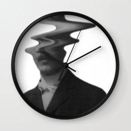 Vintage Morph Bust Wall Clock