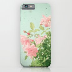 Pink Roses iPhone 6s Slim Case