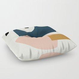 Shape Study #29 - Lola Collection Floor Pillow