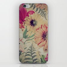The Beauty Of Grief iPhone & iPod Skin