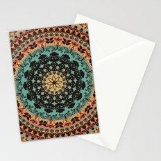 Sunset Desert Mandala Stationery Cards