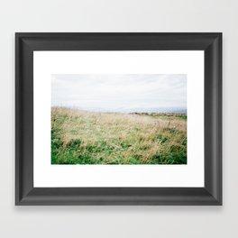 Wild Wind Framed Art Print