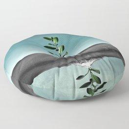 Dramatic scenario Floor Pillow