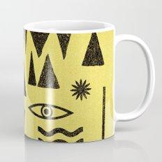 Tangential Paralysis. Mug