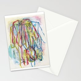 Three Empty Suits Stationery Cards
