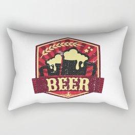 Beer Propaganda | Brew Brewery Brewer Rectangular Pillow