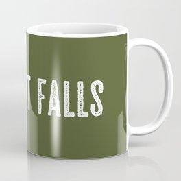 Deer: Great Falls, Montana Coffee Mug