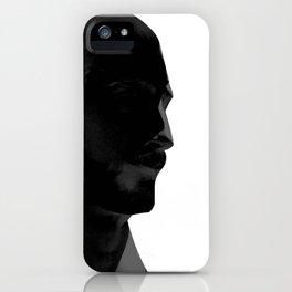 L'homme - nero iPhone Case