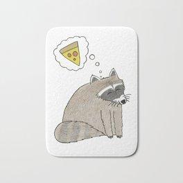 Pizza Dreams Bath Mat