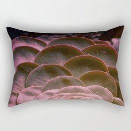 DARKSIDE OF SUCCULENTS VI Rectangular Pillow