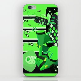 Peridot iPhone Skin