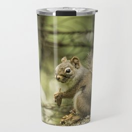 Who You Calling Squirrelly? Travel Mug