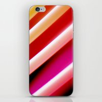 bands iPhone & iPod Skins featuring Bands by Tom Sebert