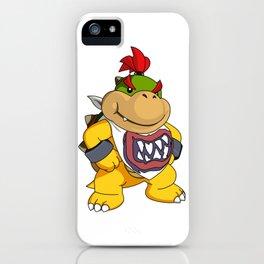 Bowser Jr. iPhone Case