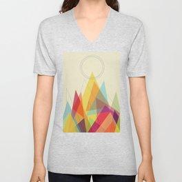 Holy Mountain Unisex V-Neck