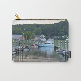 Marinas Of The World (Pt. 3 - Port Jefferson, New York) Carry-All Pouch