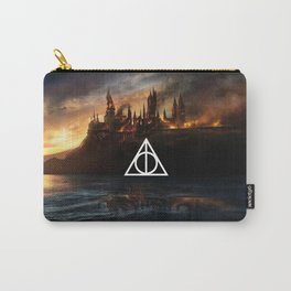 HP Deathly Hallows Carry-All Pouch