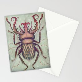 Entomology Tab. VII Stationery Cards