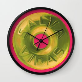 Candy Wall Clock