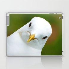 Reversed bird watching Laptop & iPad Skin