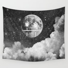 Don't jailed yourself Wall Tapestry