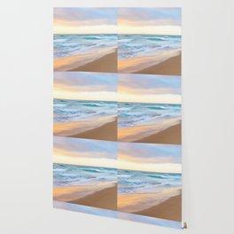Monterey Beach Sunset Wallpaper