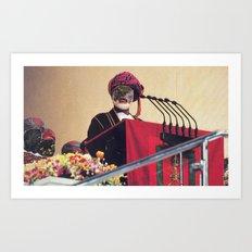 Olbor Art Print