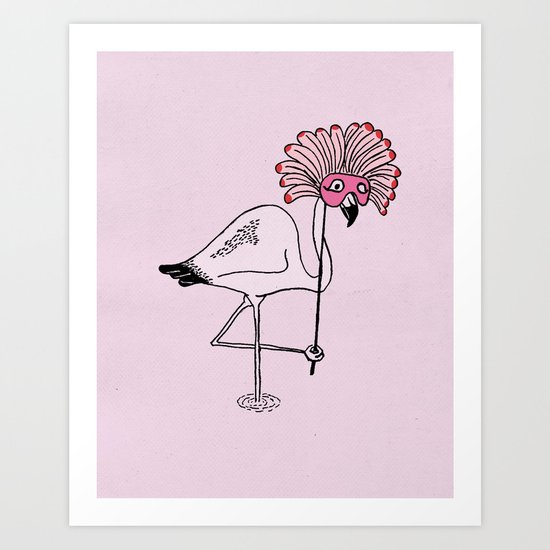 Over The Top Art Print