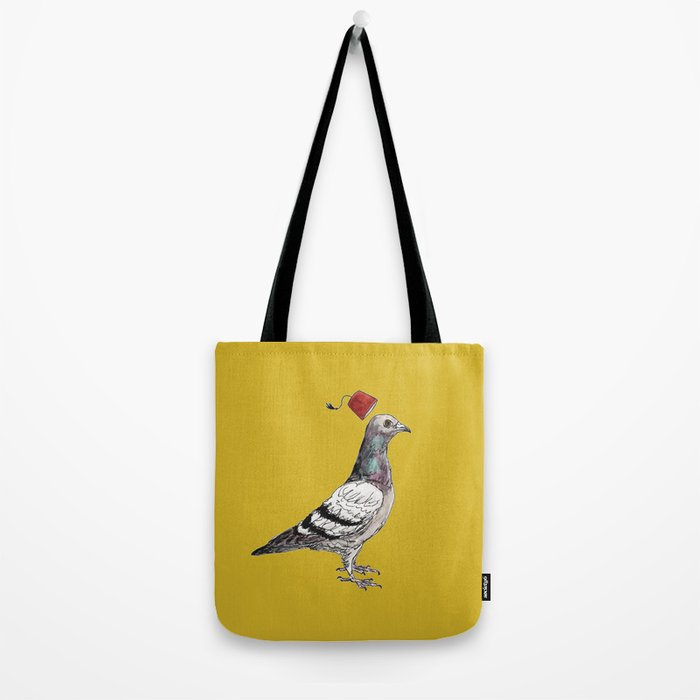 Unflappable Tote Bag