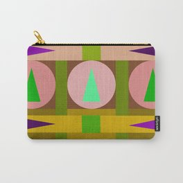 Afro Design Carry-All Pouch