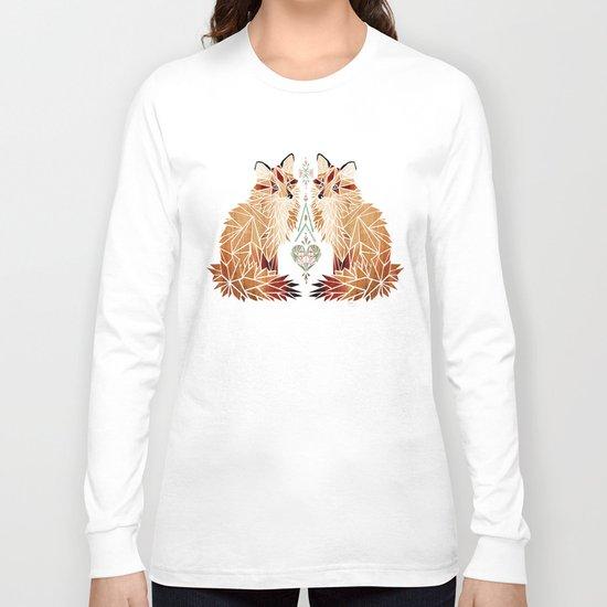 fox love Long Sleeve T-shirt