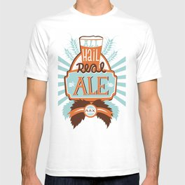 All Hail Real Ale T-shirt