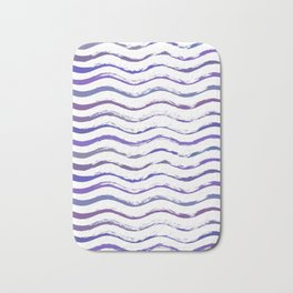 Ultraviolet waving Bath Mat