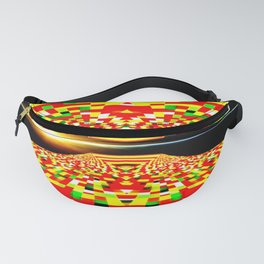 ENTOPIC PHENOMENA - Hold on «we almost there» Fanny Pack