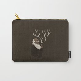 Darwin ponders evolution Carry-All Pouch