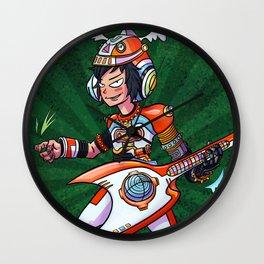 Gitaroo Man Wall Clock