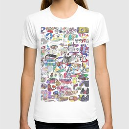 Most Things & Maybe A Kitchen Sink T-shirt