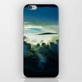 I Want To Believe iPhone Skin