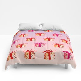 Watercolor Lovely Gift Comforters