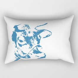 Follow the Blue Herd #154 Rectangular Pillow